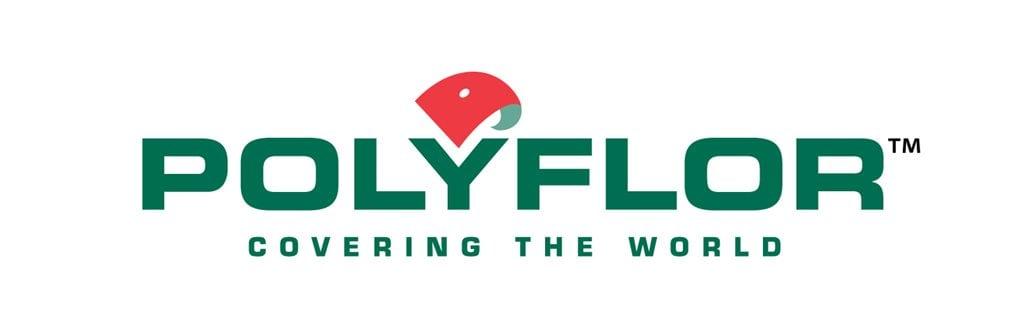 Green Polyflor Logo Transparent