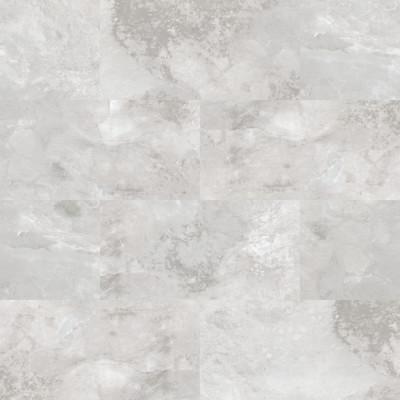 Vinyl tile flooring looking like a stone