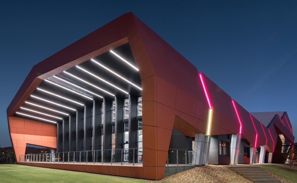 Red Earth Arts Precinct Karratha - Commercial Project-Peter Hunt
