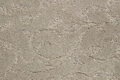 Light Angelica Swirl Design Carpet Flooring