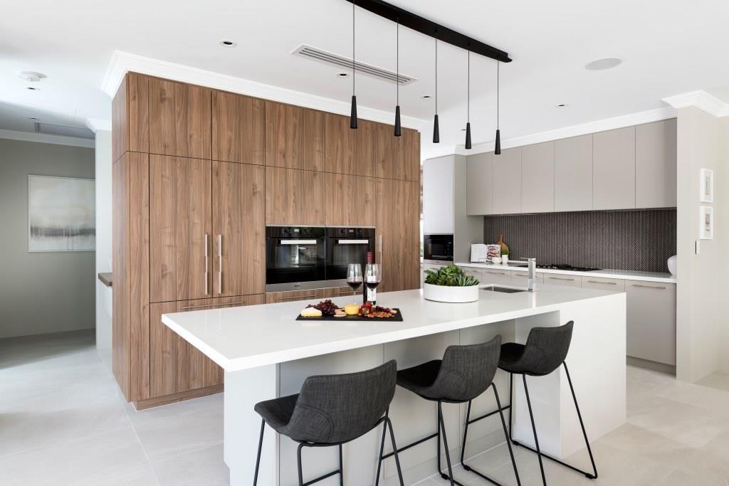 Kitchen Splashback wood