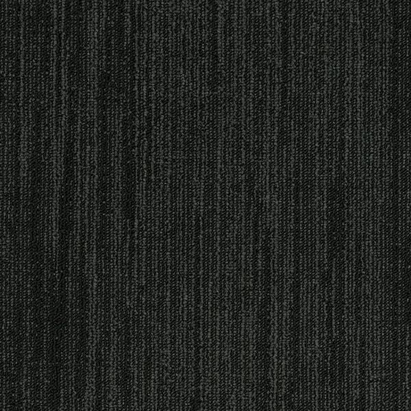 Black Long Grain Carpet Flooring
