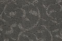 Grey Swirl Design Angelica Carpet Flooring