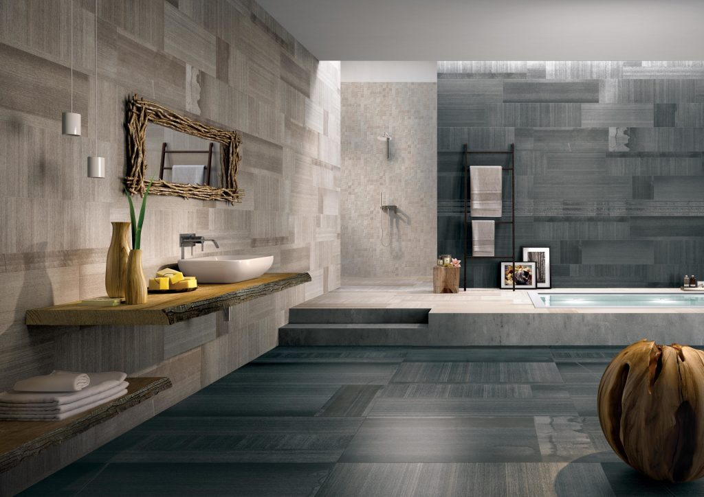 Rug Collection - how to choose your bathroom tile