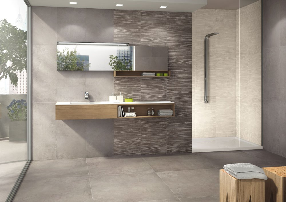 urbanature by Panaria - choose the tile for your bathroom
