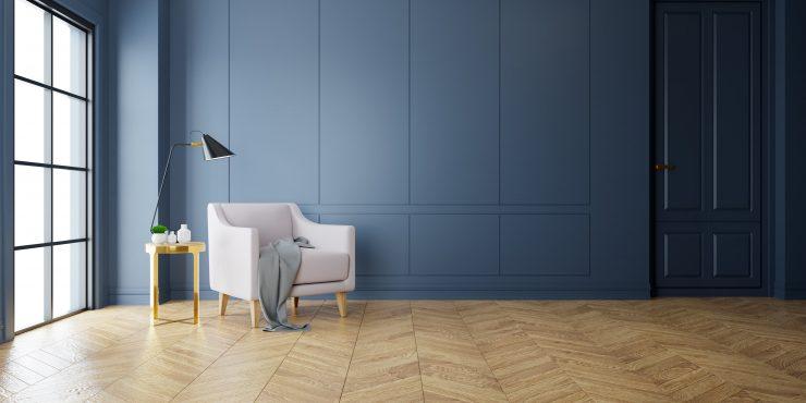 Luxury Vinyl Tiles / Planks Vs Hardwood Flooring