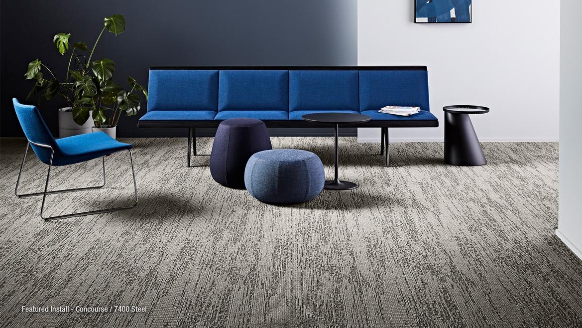 Carpet Tiles Vs Broadloom Carpet In A Commercial Space Jupps Floor Coverings