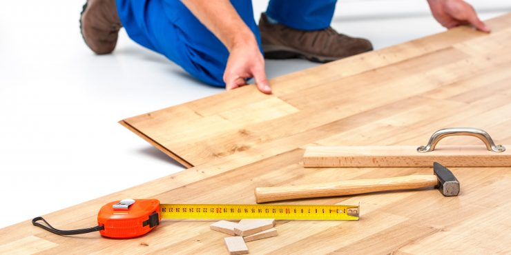Vinyl flooring installation methods: glued versus floating