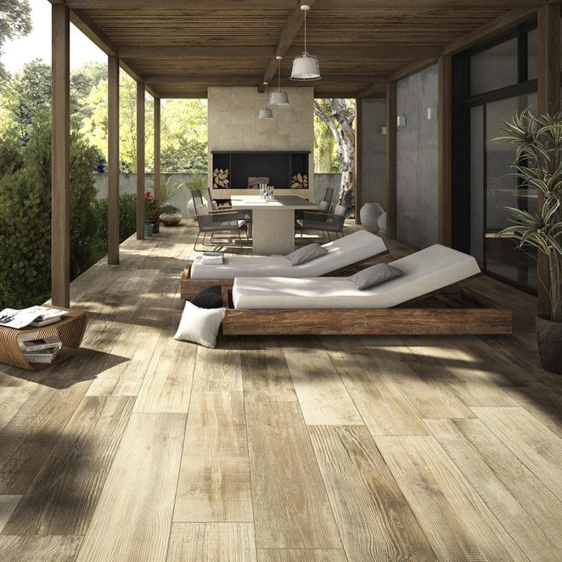 Cross Wood - Tile Trends