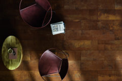 Metalic Finish - Tile Trends