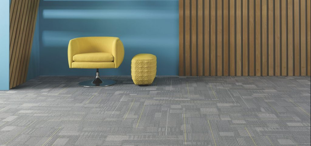 Diffuse-ShawContract carpet tile