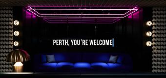 Tribe hotel perth - design trends - neon