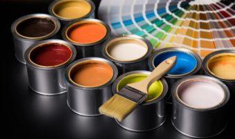 How to paint vinyl flooring-min