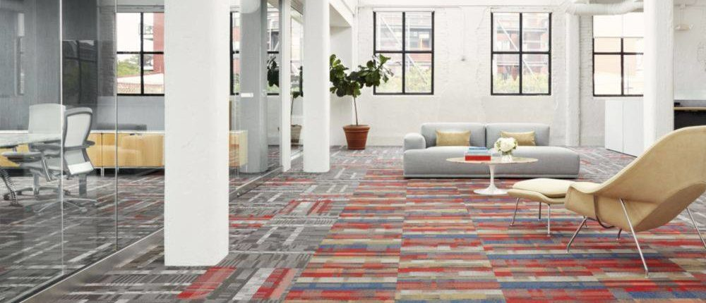 ShawContract-Office Flooring-Carpet Tile-2