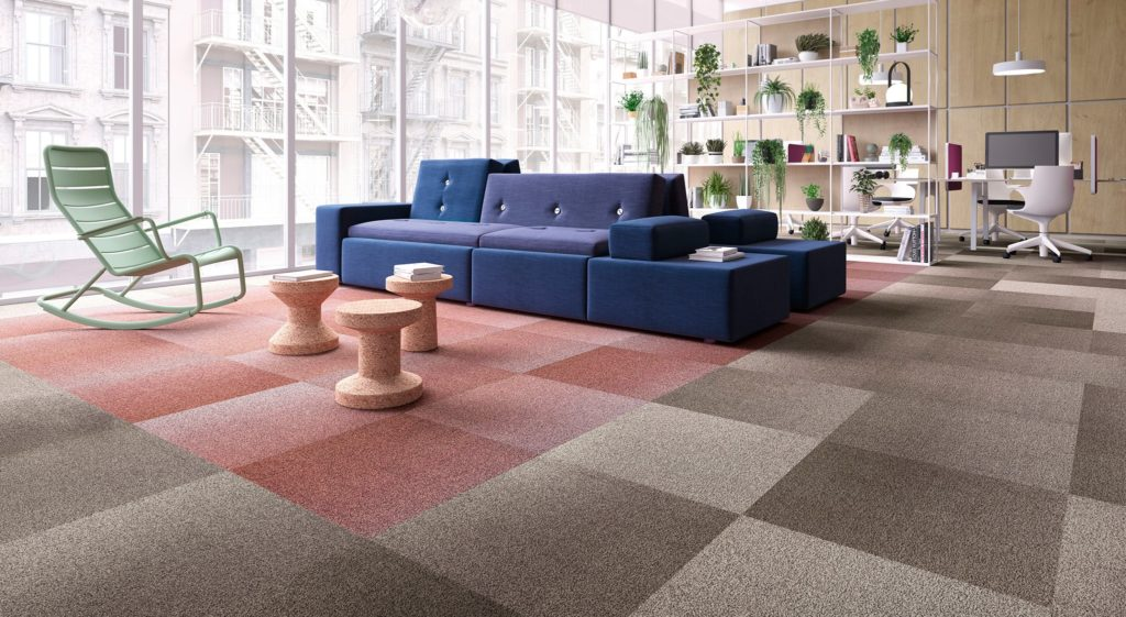 ShawContract-Office Flooring-Carpet Tile