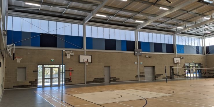 Wanneroo Secondary College - Sports Hall