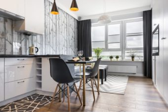 tips to make a small room feel biger