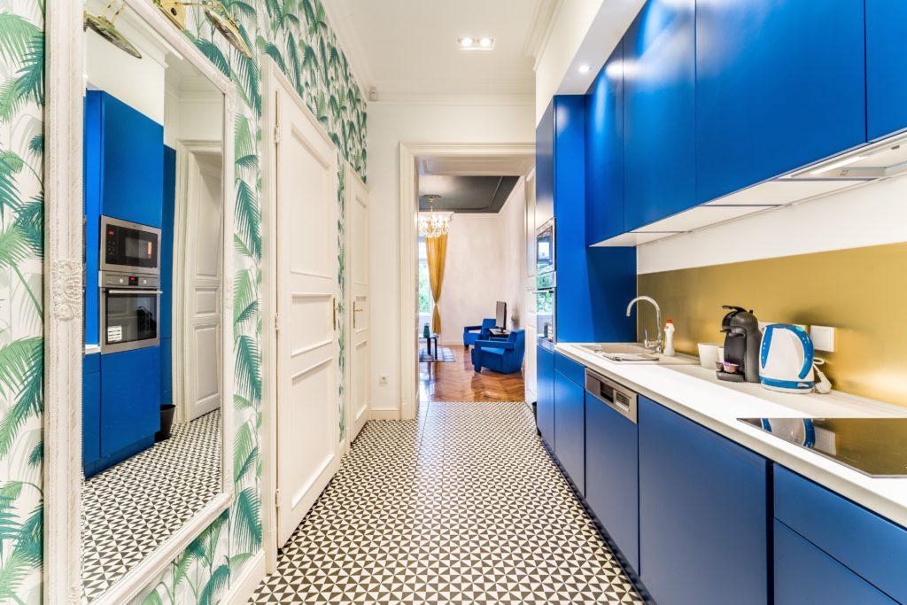 Kitchen Flooring Ideas - Patterns